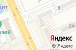 Схема проезда до компании Stock в Караганде