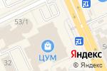 Схема проезда до компании Women в Караганде