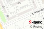 Схема проезда до компании Аптека №38 в Караганде