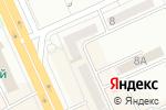 Схема проезда до компании У Геккеля в Караганде