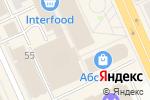 Схема проезда до компании Чашка в Караганде