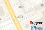 Схема проезда до компании Люкс в Караганде