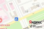 Схема проезда до компании THE SMOKE CITY в Караганде