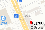 Схема проезда до компании KENGA в Караганде