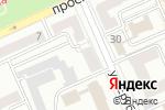 Схема проезда до компании Silk tour в Караганде