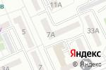 Схема проезда до компании Жылу в Караганде