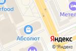 Схема проезда до компании Арабская парфюмерия в Караганде