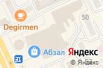 Схема проезда до компании Woodenshopkz в Караганде