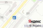 Схема проезда до компании Продуктовый магазин в Караганде