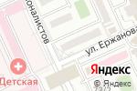 Схема проезда до компании New optiks в Караганде