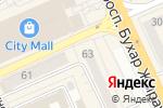Схема проезда до компании Авторизованный Сервисный Центр, ТОО в Караганде
