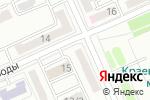 Схема проезда до компании Serebro в Караганде