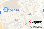 Схема проезда до компании Rational в Караганде