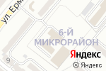 Схема проезда до компании ЦТО Пульсар, ТОО в Караганде