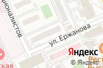 Схема проезда до компании Тепло в Караганде