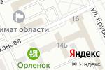 Схема проезда до компании DataNet в Караганде