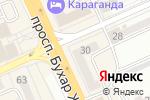 Схема проезда до компании Газгидроэл, ТОО в Караганде