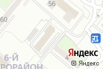 Схема проезда до компании Столовая в Караганде