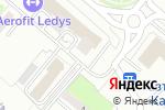 Схема проезда до компании Монтажная компания в Караганде