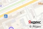 Схема проезда до компании Тех Энерго сервис, ТОО в Караганде