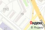 Схема проезда до компании Магазин горящих путевок в Караганде