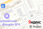Схема проезда до компании Logycom в Караганде
