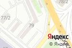 Схема проезда до компании Адвокатский кабинет Тусуповой А.Т. и Тусупова Ж.К. в Караганде