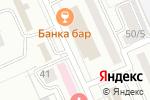 Схема проезда до компании Аян в Караганде