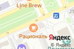Схема проезда до компании AVISHU SHOWROOM в Караганде