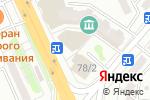 Схема проезда до компании Семерка в Караганде
