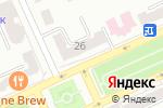 Схема проезда до компании Антрекот в Караганде