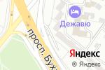 Схема проезда до компании НЕФТЯНАЯ СТРАХОВАЯ КОМПАНИЯ в Караганде