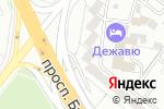 Схема проезда до компании КСК в Караганде