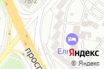 Схема проезда до компании Lamoda.kz в Караганде