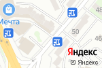 Схема проезда до компании BMW в Караганде