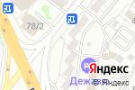 Схема проезда до компании Народный банк Казахстана в Караганде