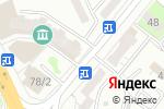 Схема проезда до компании ТОЧКА ЕДЫ в Караганде