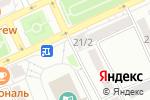 Схема проезда до компании Адвокатская контора Матвеенковых в Караганде