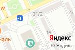 Схема проезда до компании Адвокатская контора Ибраимханова Е.К. в Караганде