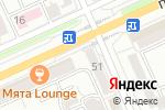Схема проезда до компании Алтай в Караганде