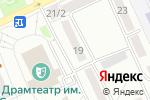 Схема проезда до компании Modify в Караганде