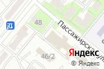 Схема проезда до компании ДИАЛОГ в Караганде