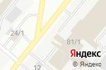 Схема проезда до компании Интерком ТКК в Караганде