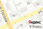Схема проезда до компании Трансшина в Караганде