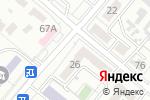 Схема проезда до компании СантехОптТорг в Караганде