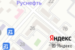 Схема проезда до компании Паркет-К в Караганде