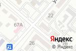 Схема проезда до компании Vivace в Караганде
