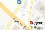 Схема проезда до компании Автомастерская в Караганде