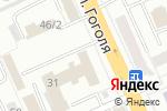 Схема проезда до компании Doner Street в Караганде