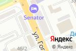 Схема проезда до компании СК Казкоммерц-Полис в Караганде